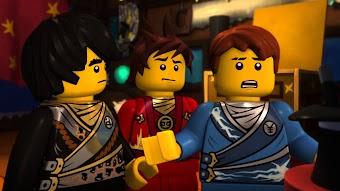 Lego ninjago season 4 episode 2 art of the silent fist - Tv