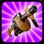Weapon Simulator for Battle Royale