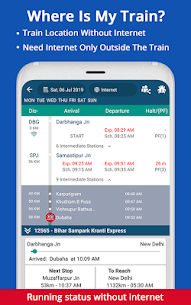 Live Train IRCTC Enquiry PNR Status Indian Railway App Latest Version Download For Android and iPhone 4