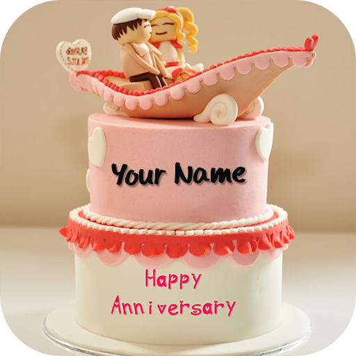 Name On Anniversary Cake Apps On Google Play