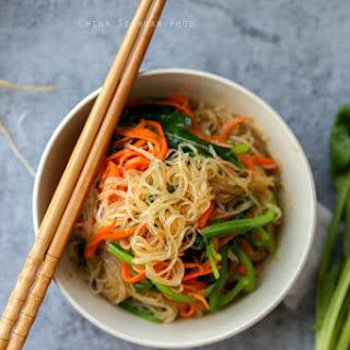 Bean Thread Noodle Salad Recipes.