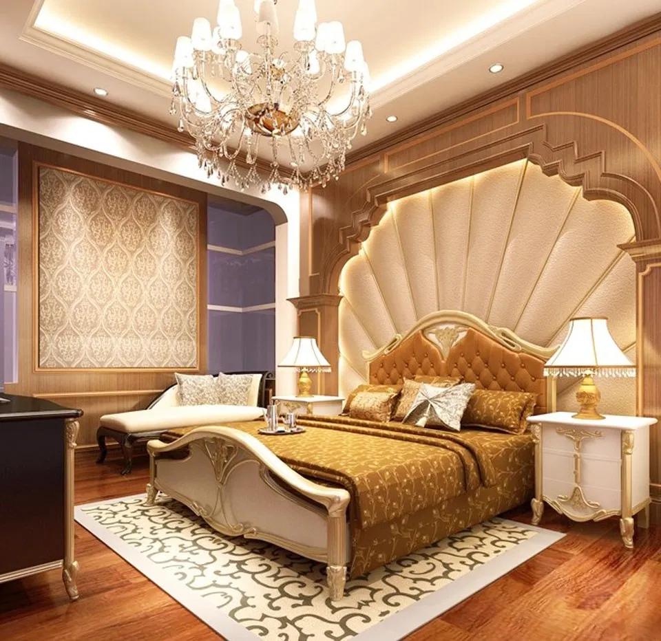 Phòng ngủ phong cách châu Âu