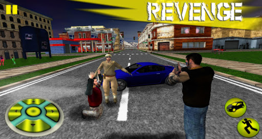 Vegas Gangster City Crime 3D