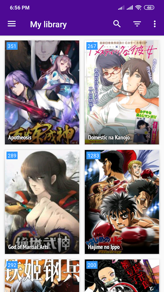 Manga Zuki - Best Manga Comic Reader 1.0.2 Apk Download ...