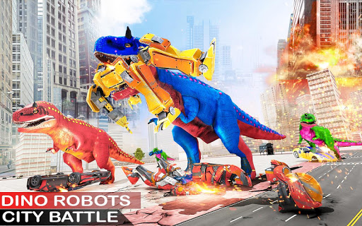 Police Truck Robot Game u2013 Transforming Robot Games 1.0.4 screenshots 2