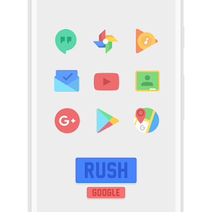 RUSH Icon Pack 1.1 [Premium Unlocked] Cracked Apk 3