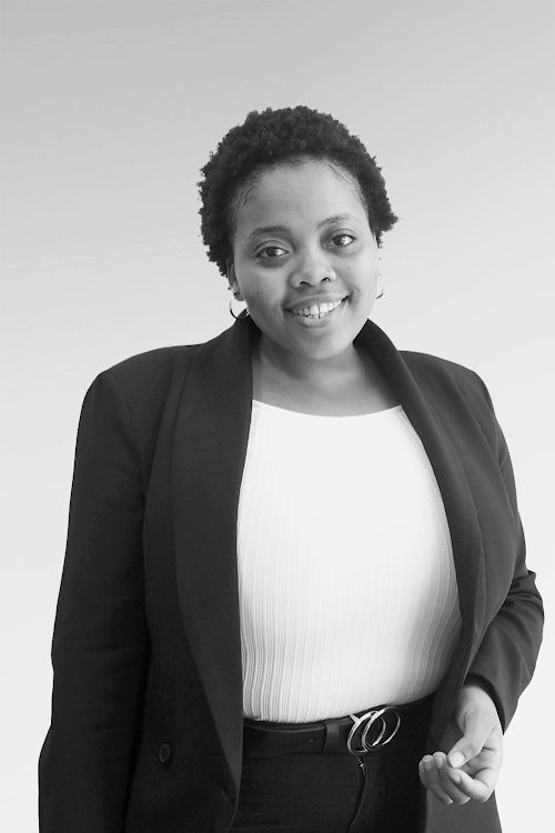 Sisonke Charlie, account executive. Picture: SUPPLIED/JOE PUBLIC