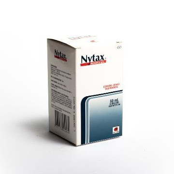 Nytax 100Mg Suspensión   Frasco x60Ml. Procaps Nitazoxanida