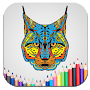 Animal coloring APK icon