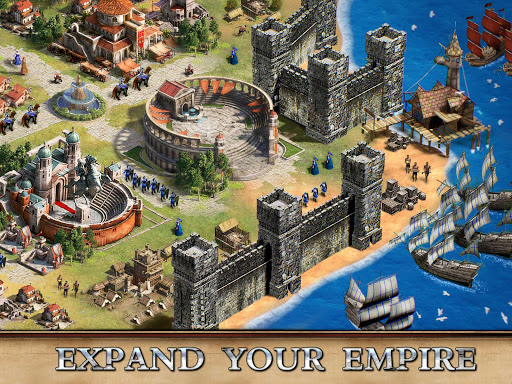 Rise of Empires: Ice and Fire 1.250.177 screenshots 7