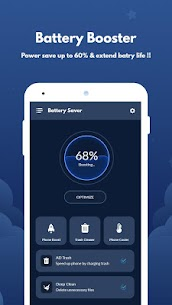 Battery Saver Pro – Fast Charging & RAM Cleaner 1