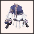 刺繍漢服-トップス