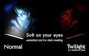 screenshot of Twilight 🌅 Blue light filter for better sleep