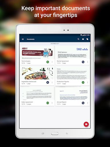 ABBYY FineReader client 1.1.0.5 screenshots 18