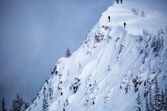 Photo: Knife Ridge Chutes