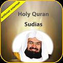 Sudais Holy Quran Offline icon