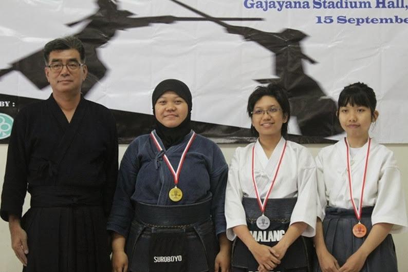 hasil kejuaraan kendo 2nd malang kendo taikai 2013