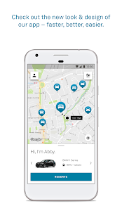 DriveNow Carsharing- screenshot thumbnail