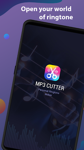 Screenshot for Music cutter ringtone maker - MP3 cutter editor in Hong Kong Play Store