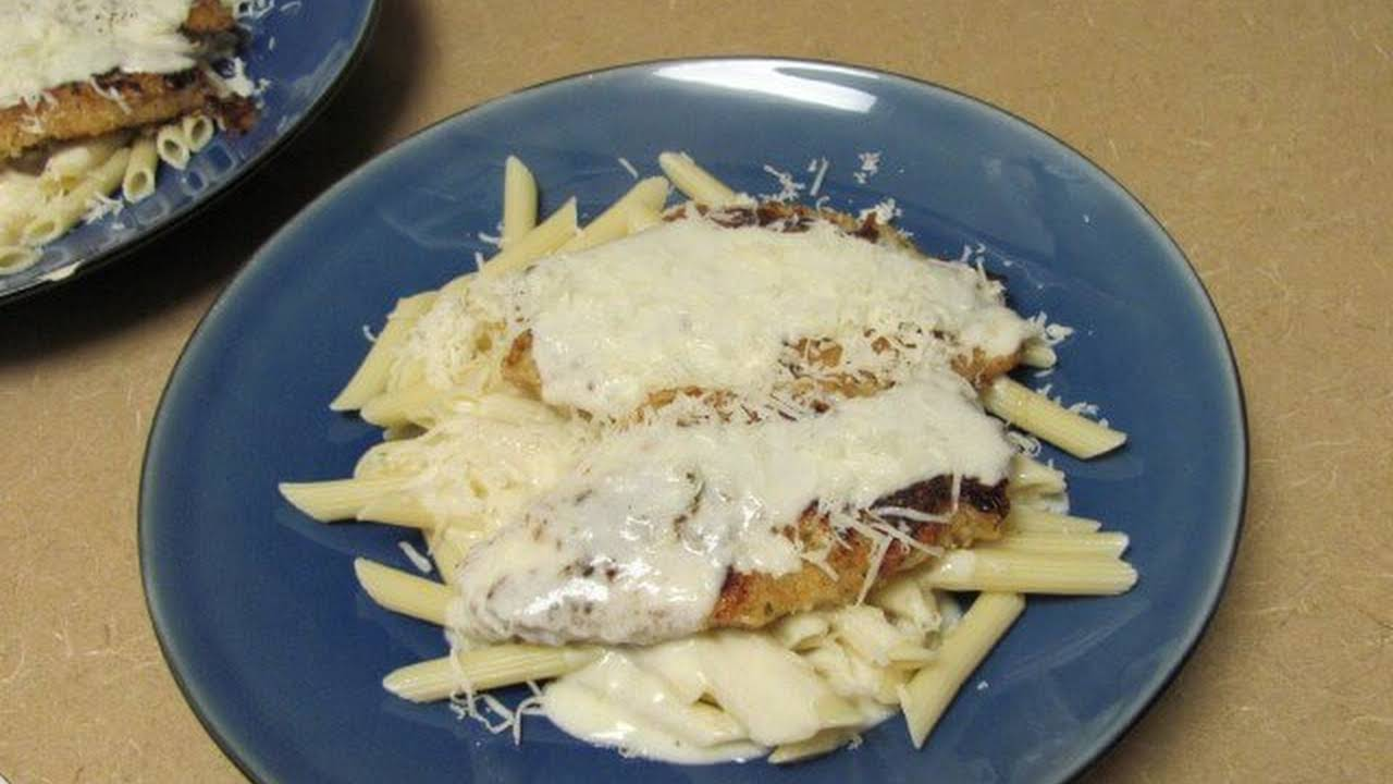 Olive Garden Chicken Parm Recipe