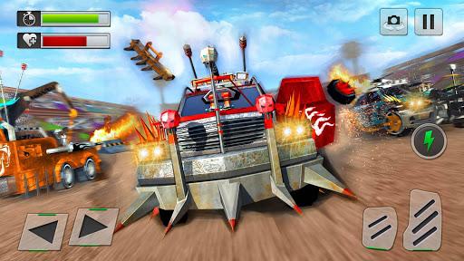 Derby Car Crash Stunts Demolition Derby Games apkpoly screenshots 6