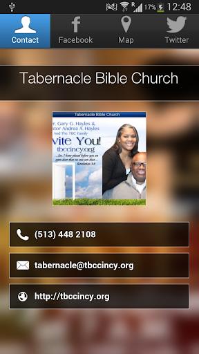 Tabernacle Bible Church