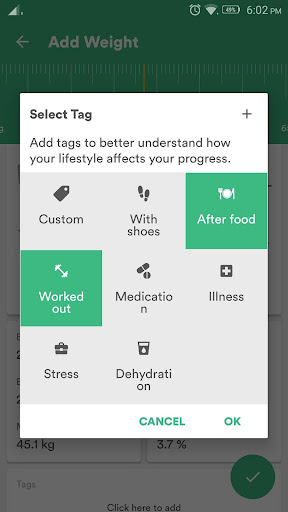 Health & Fitness Tracker with Calorie Counter 2.0.70 screenshots 6