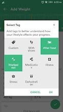 Health & Fitness Tracker with Calorie Counter screenshot thumbnail