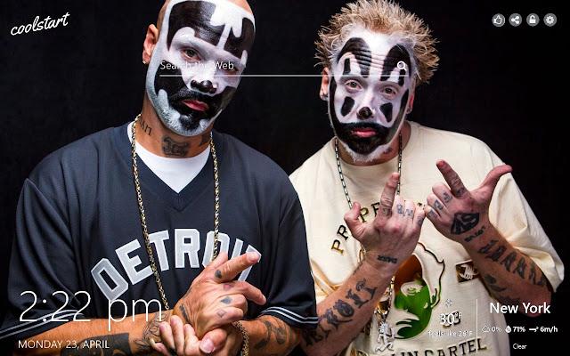 Insane Clown Posse HD Wallpapers Music Theme