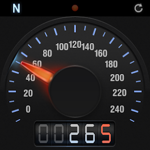 Speed Tracker, GPS speedometer- screenshot thumbnail