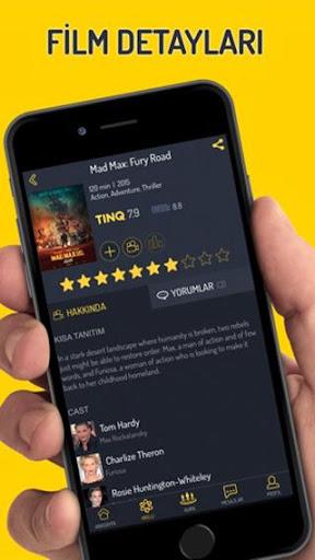 TINQ | Film ve Dizi tavsiyeleriyle sosyal ağ! screenshot 4