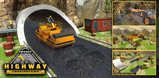 Highway Tunnel Construction & Cargo Simulator 2018 - Apps on Google Play