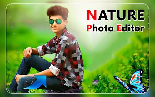 Nature Photo Frames | Nature Photo Editor Pro 2017 - náhled