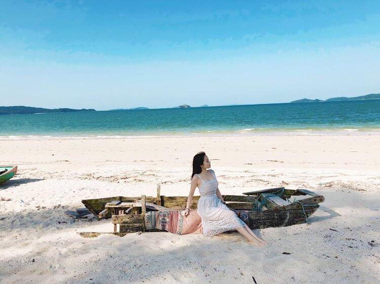 Đảo Cô Tô tọa lạc tỉnh Quảng Ninh