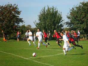 Photo: 28/09/13 v Clifton All Whites (Central Midlands League South Division) 0-1 - contributed by Leon Gladwell