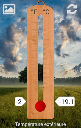 ميزان الحرارة screenshot 2