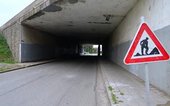 Photo: Sous l'autoroute