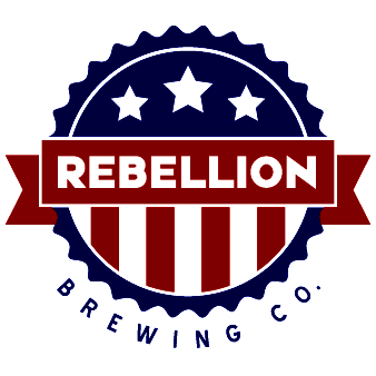 Logo for Rebellion Brewing