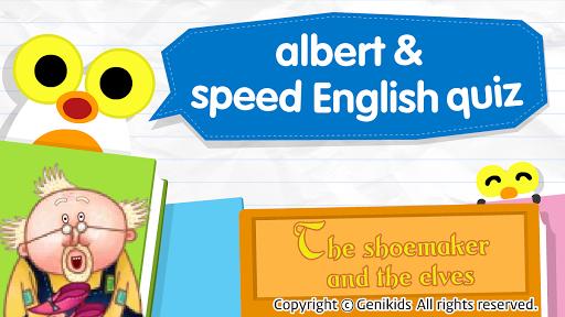 Speed Quiz 7 English