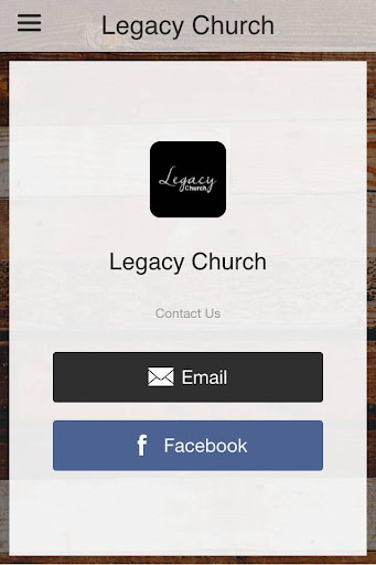 Legacy Church - TX