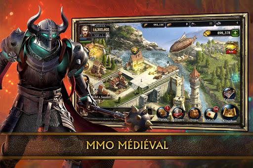 King of Avalon : roi de la guerre des dragons fond d'écran 1