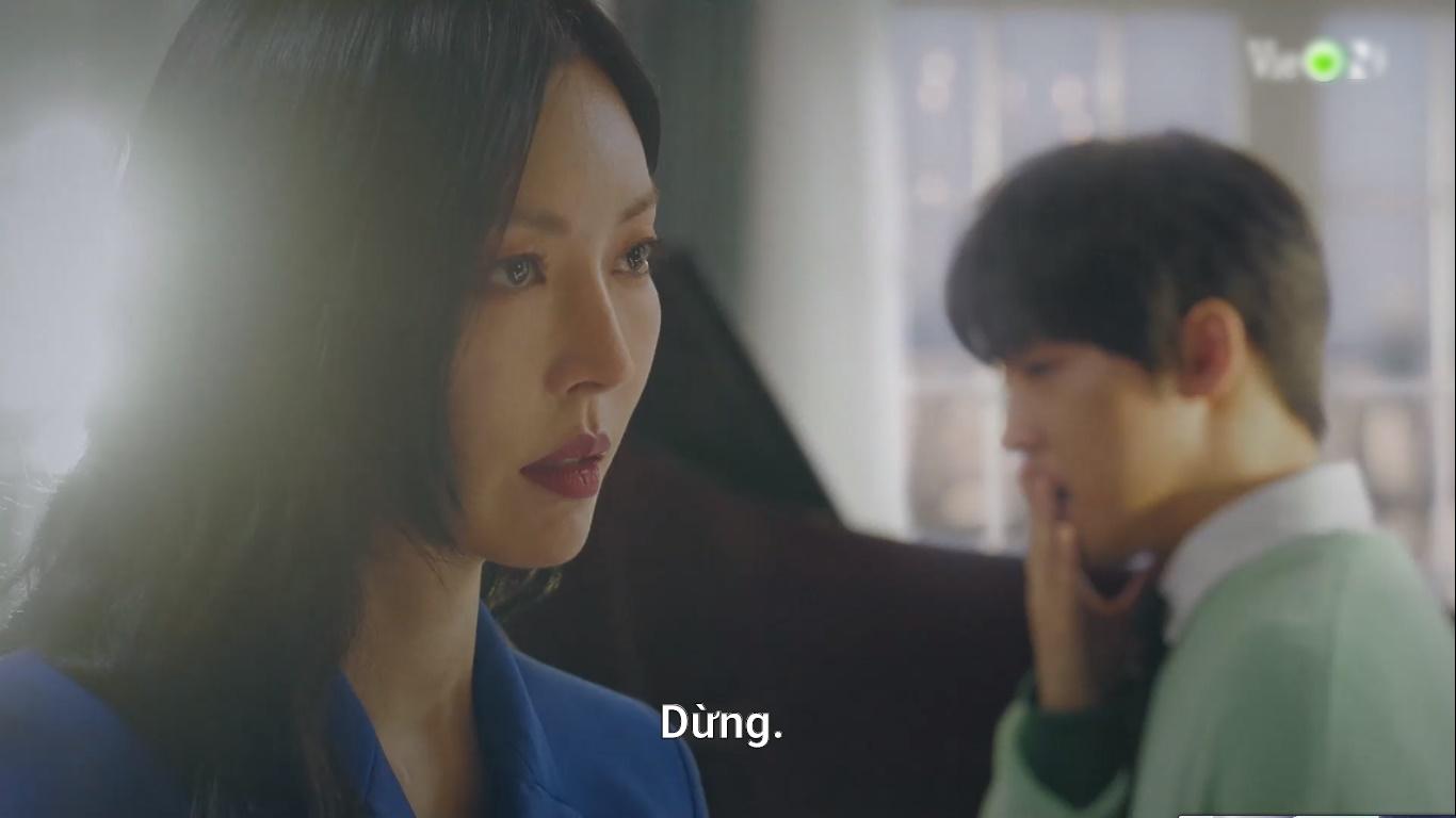 4 kiểu phụ huynh tánh kỳ ở Penthouse: Trừ bà cả Lee Ji Ah, ai cũng đổ đốn bảo sao con không hư sớm - Ảnh 22.