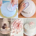 Birthday cake Decoration Tutorial icon
