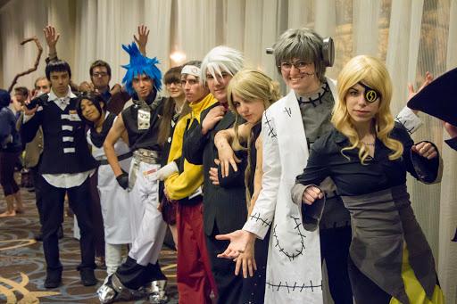 Anime Punch Armageddicon 2012