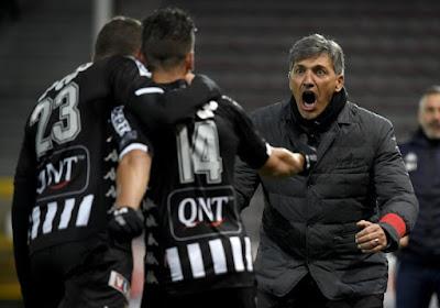 Felice Mazzù peut faire tourner son noyau avant la semaine cruciale qui attend le Sporting Charleroi