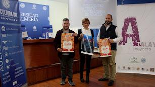 Presentación del Encuentro de Teatro Universitario de la UAL.