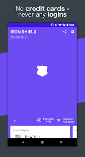 Iron Shield VPN - Privacy Protection - náhled