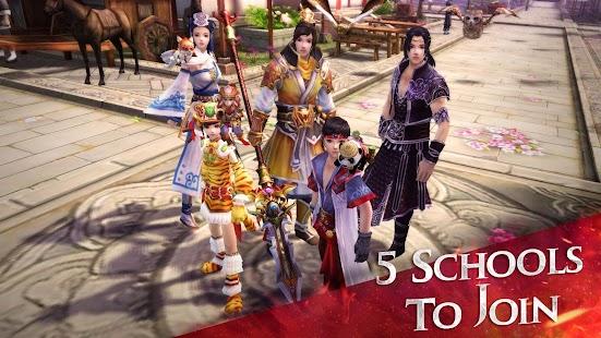 Age of Wushu Dynasty- screenshot thumbnail