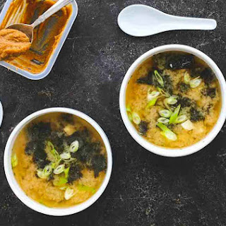 Easy 15-Minute Miso Soup.