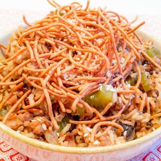 Vegan African Chow Mein Recipe